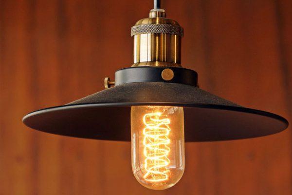 Lampy w stylu retro - powrót do przeszłości