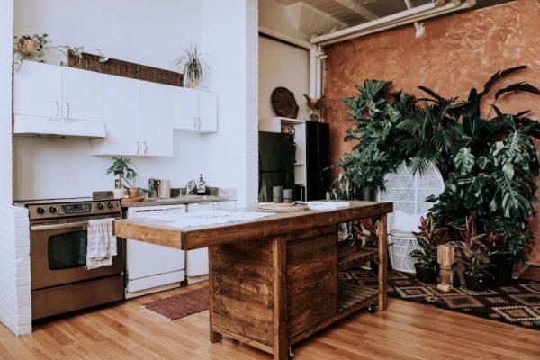Wyspa kuchenna na kółkach - funkcjonalny mebel do każdego domu